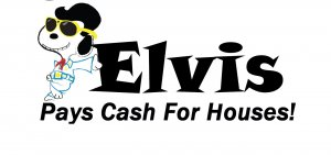 Elvis Buys Houses Logo