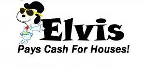 Elvis Buys Houses Logo